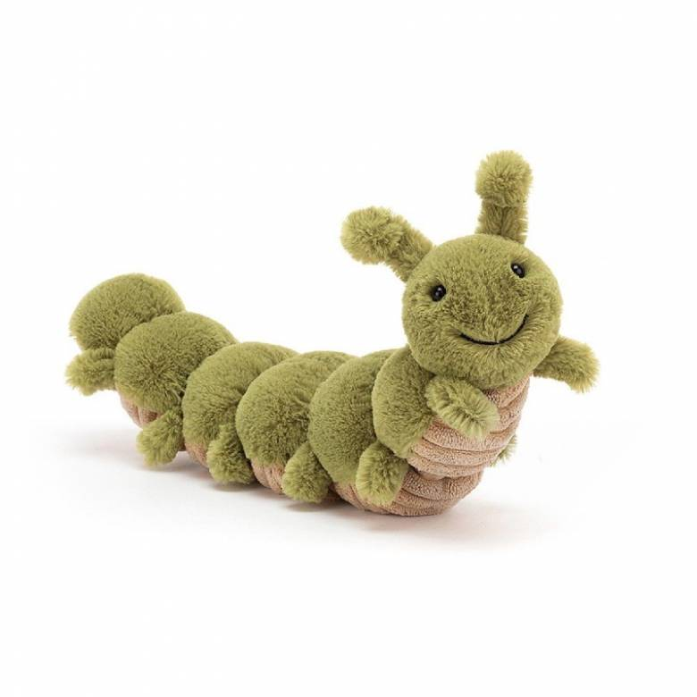Christopher Caterpillar Soft Toy By Jellycat