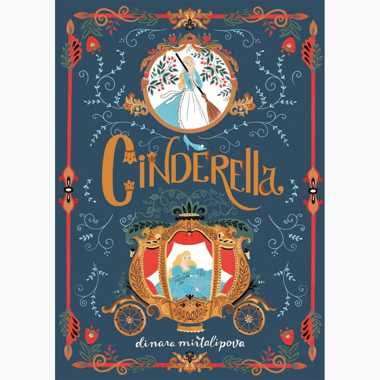 Cinderella - 3D Pop Up Hardback Book