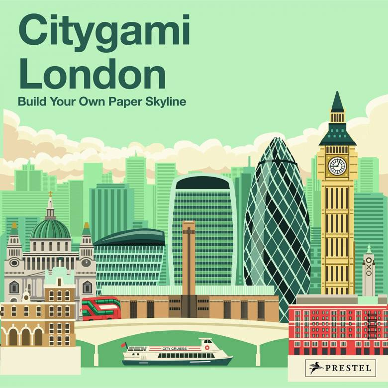 Citygami London - Hardback Book