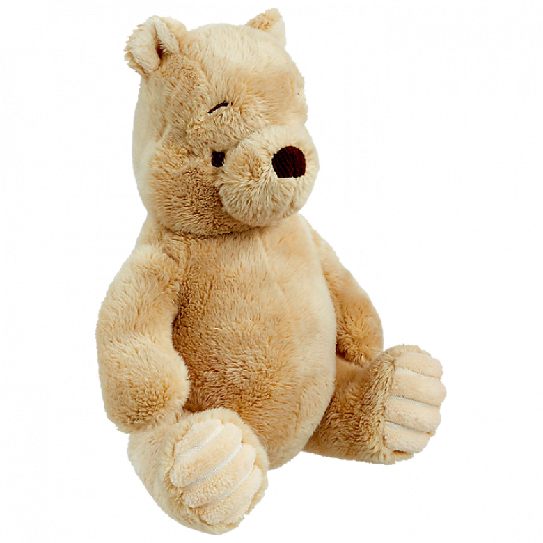 Classic Winnie The Pooh Bear Soft Toy 0+
