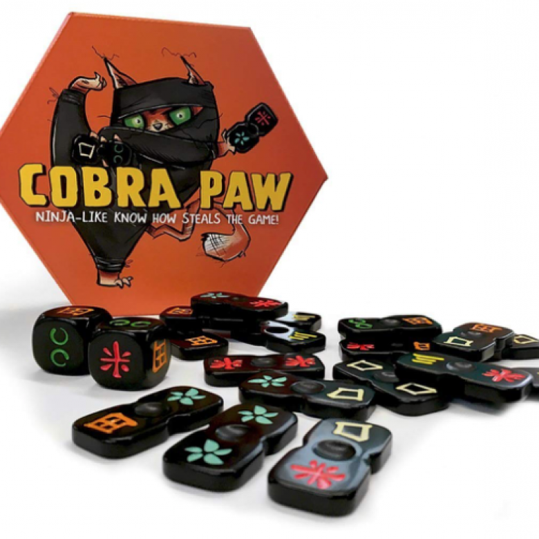 Cobra Paw Game 6+