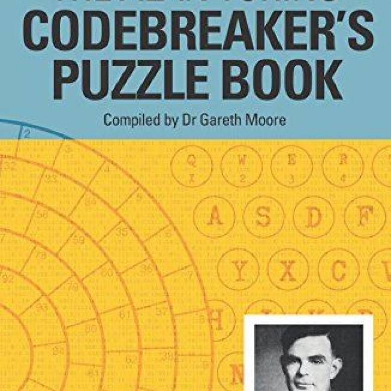 Alan Turin Codebreakers Puzzlebook - Paperback Book