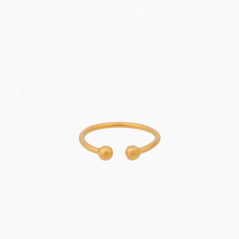 Comet Ring In Gold S52 By Pernille Corydon