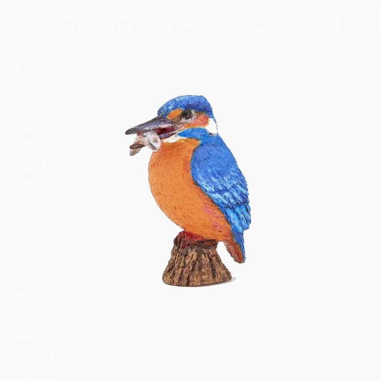 Common Kingfisher - Papo Farm Animal Figure