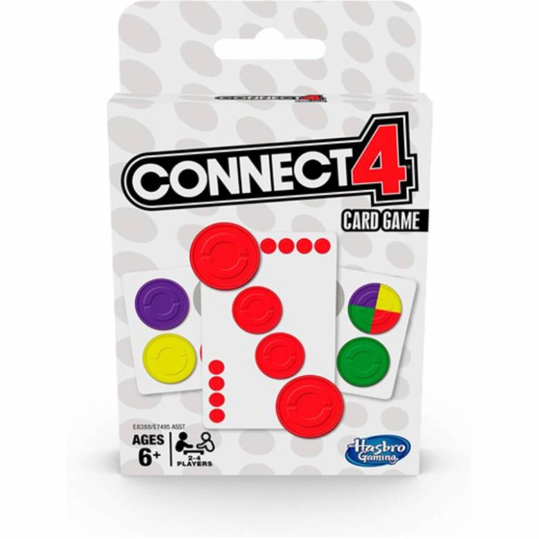 Connect 4: Classic Card Game 6+