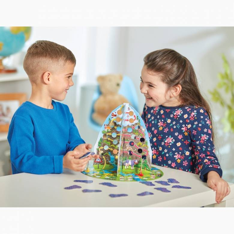 Counting Mountain Game By Orchard Toys 4-8yrs
