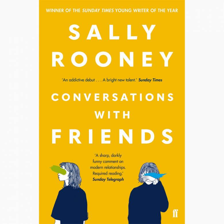 Conversations With Friends - Paperback Book