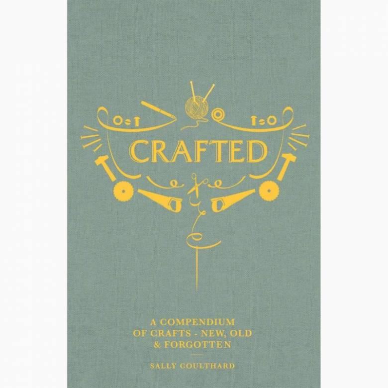 Crafted - Hardback Book
