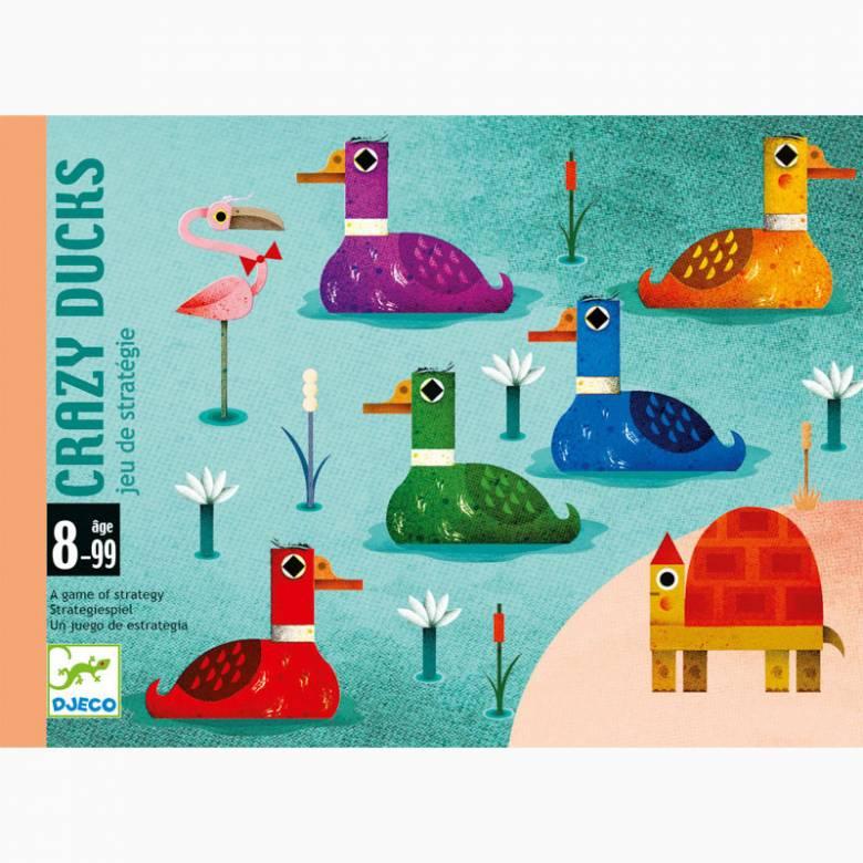 Crazy Ducks Card Game 8-99yrs