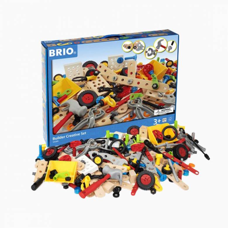 BRIO Builder Creative Set 3+ 34589