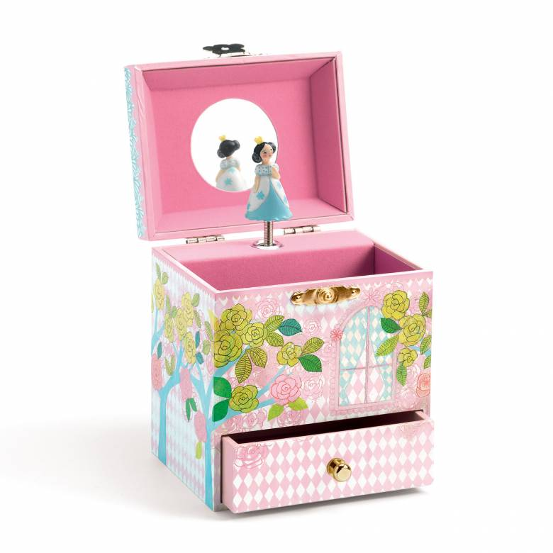 Delighted Palace Music Box By Djeco