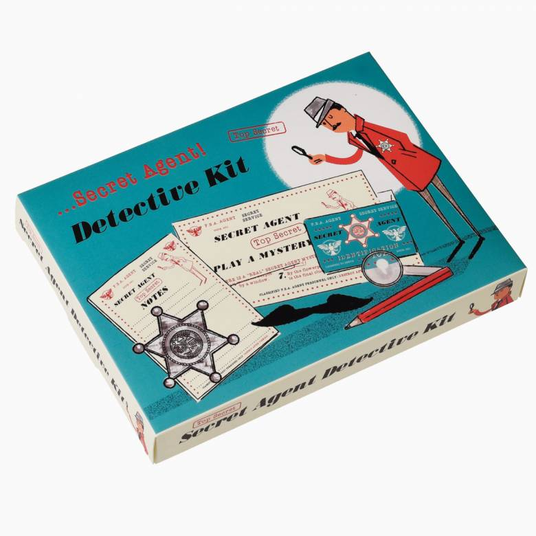Secret Agent Detective Set Spy Kit