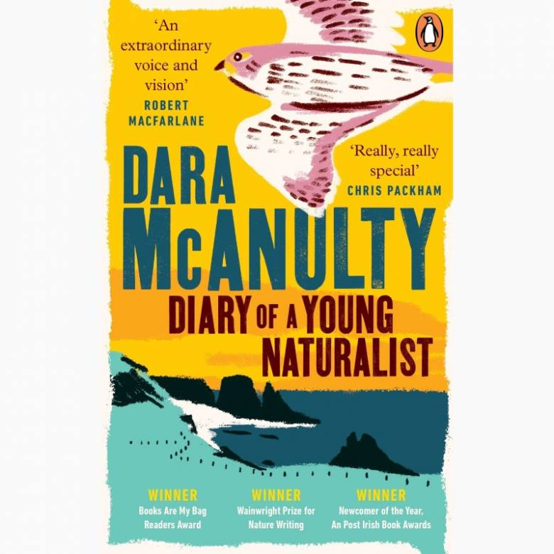 Diary Of A Young Naturalist By Dara McNulty - Paperback Book