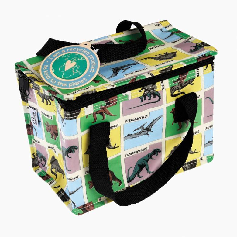 Dinosaur Insulated Lunch Bag