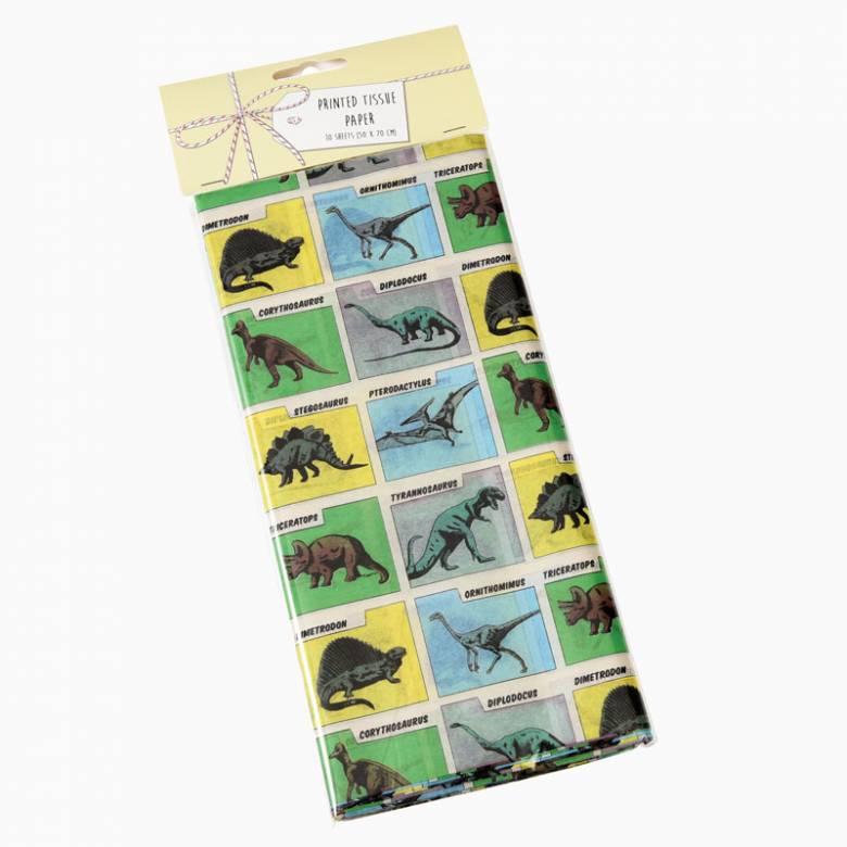 Dinosaur Tissue Paper