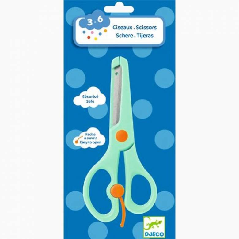 Pair Of Childrens Scissors 3+