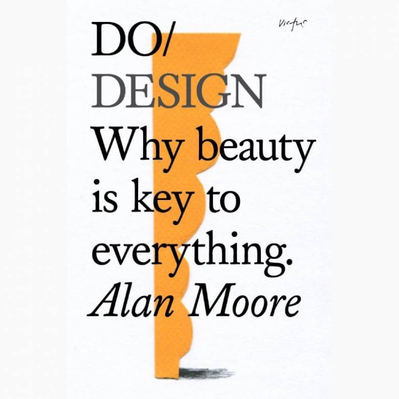 Do Design By Alan Moore - Paperback Book