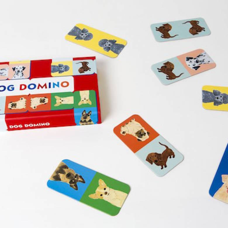 Dog Domino Game 3+
