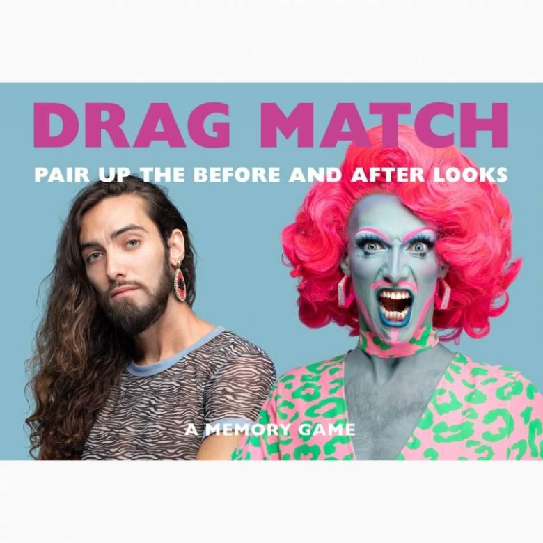 Drag Match - A Memory Game