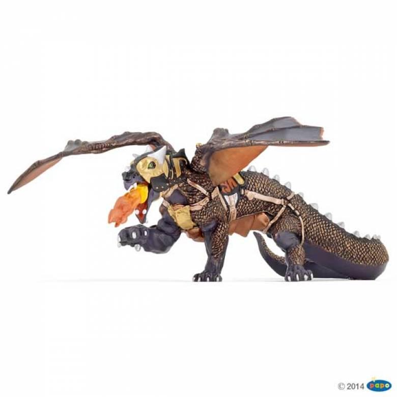 Dragon Of Darkness - Papo Fantasy Figure