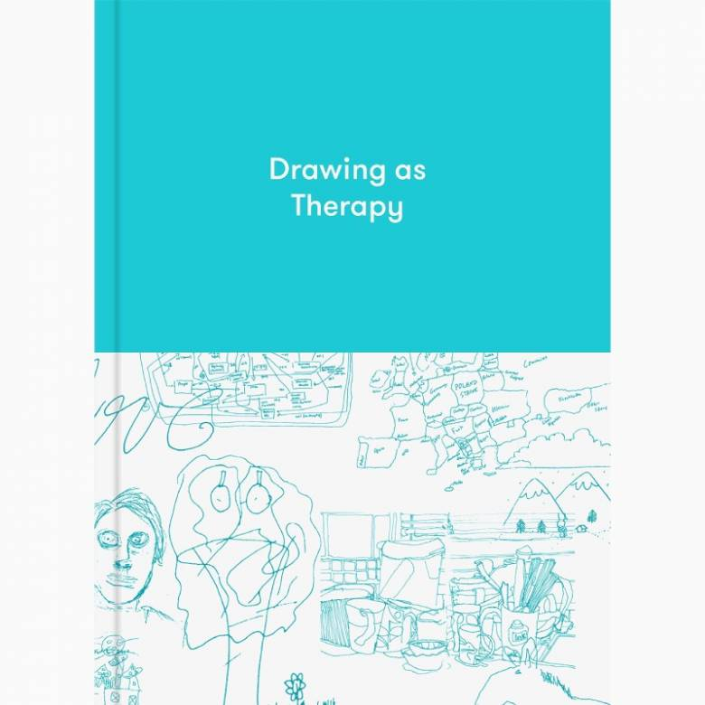 Drawing As Therapy By School Of Life - Hardback Book