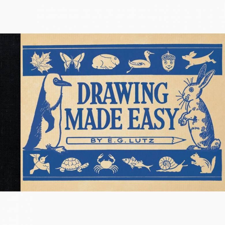 Drawing Made Easy - Hardback Book
