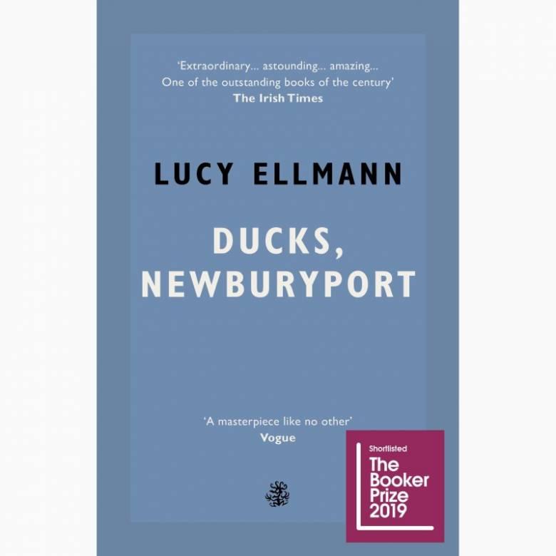 Ducks, Newburyport By Lucy Ellman - Paperback Book