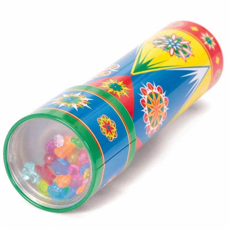 Tin Kaleidescope Toy 28cm