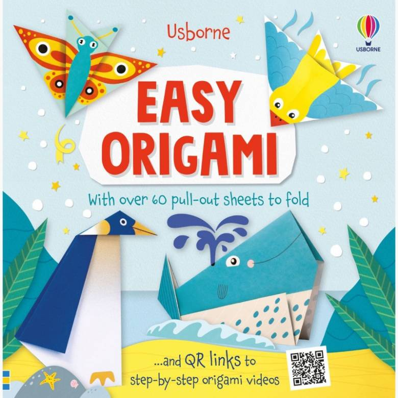 Easy Origami - Paperback Book