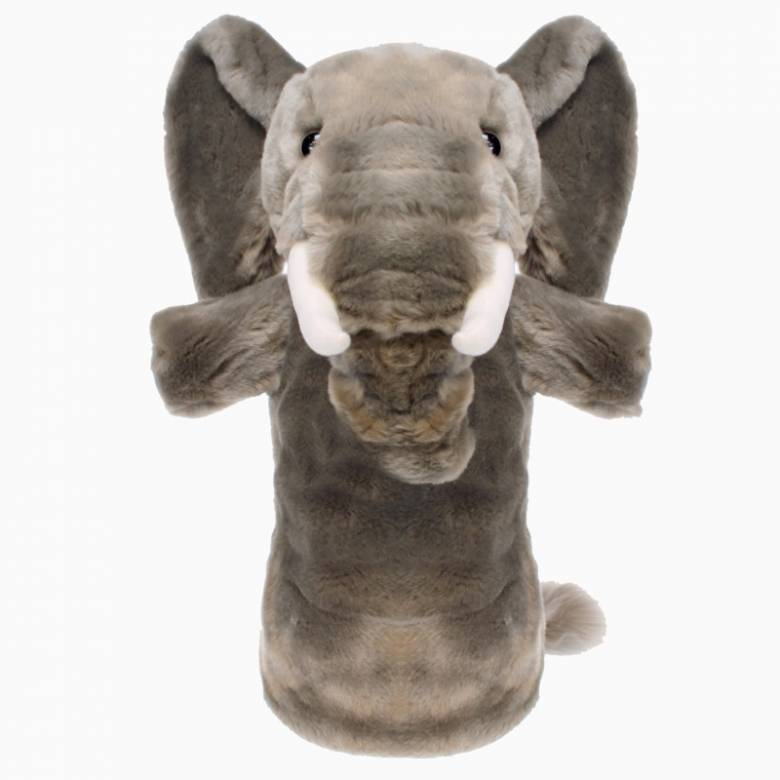 Elephant - Long Sleeved Glove Puppet 3+