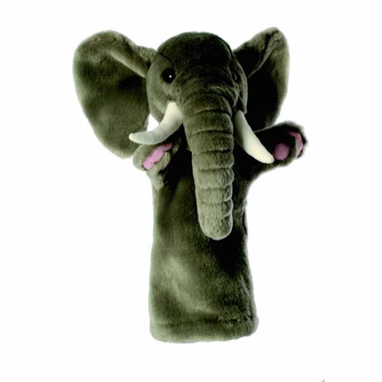 ELEPHANT Long Sleeved Glove Puppet