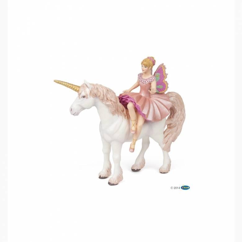 Elf Ballerina & Her Unicorn - Papo Fantasy Figure