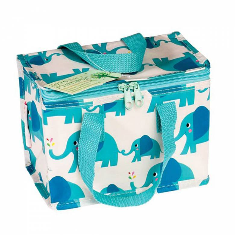 Elvis The Elephant Insulated Lunch Bag