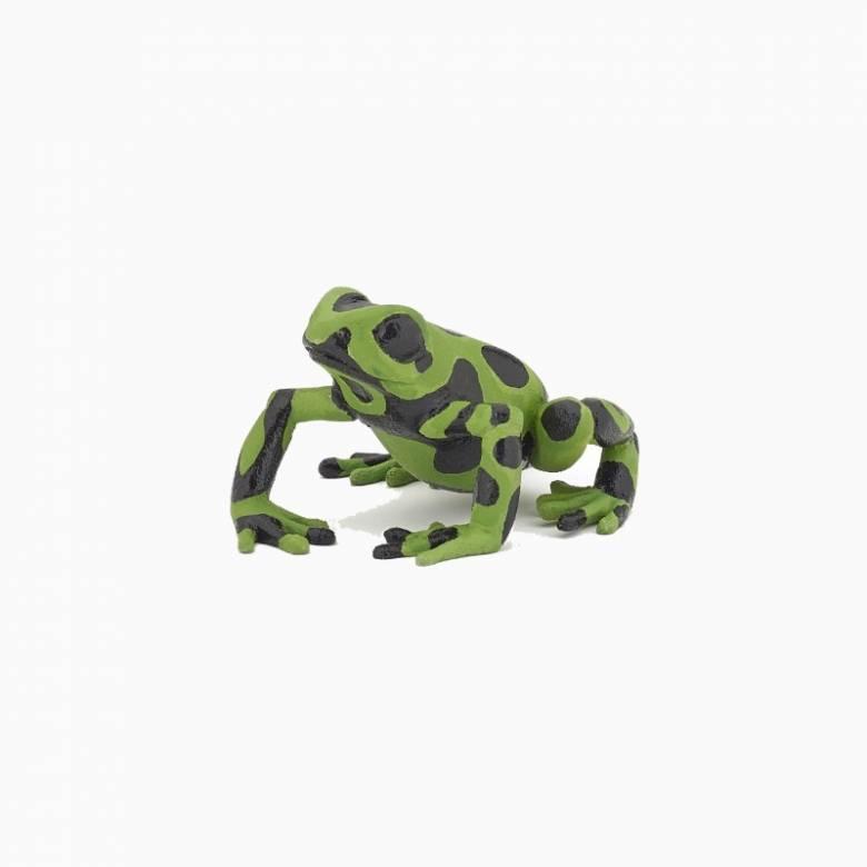 Equatorial Green Frog - Papo Wild Animal Figure