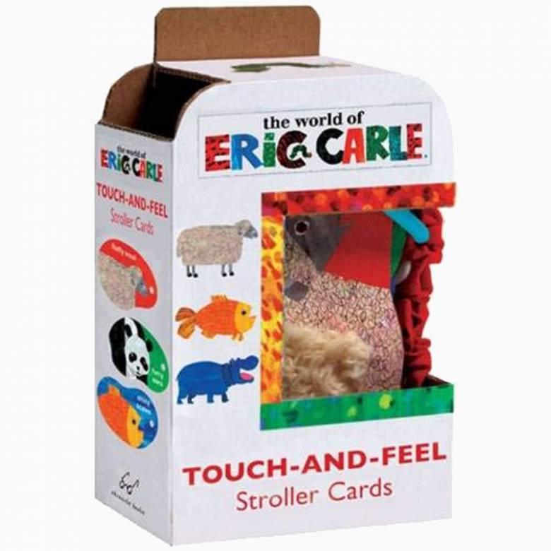 Eric Carle Stroller Cards