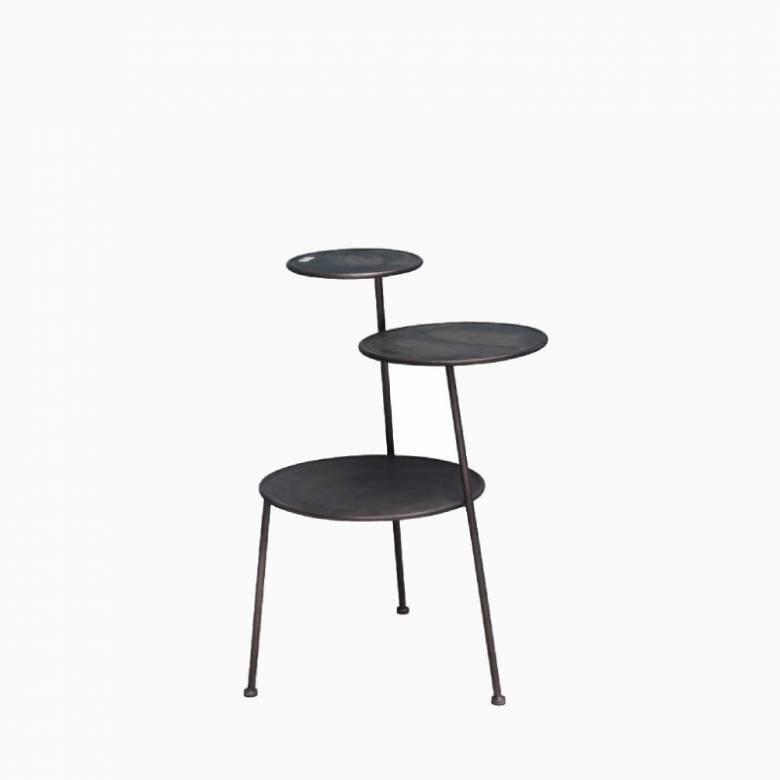 Escala Tiered Jardiniere Side Table