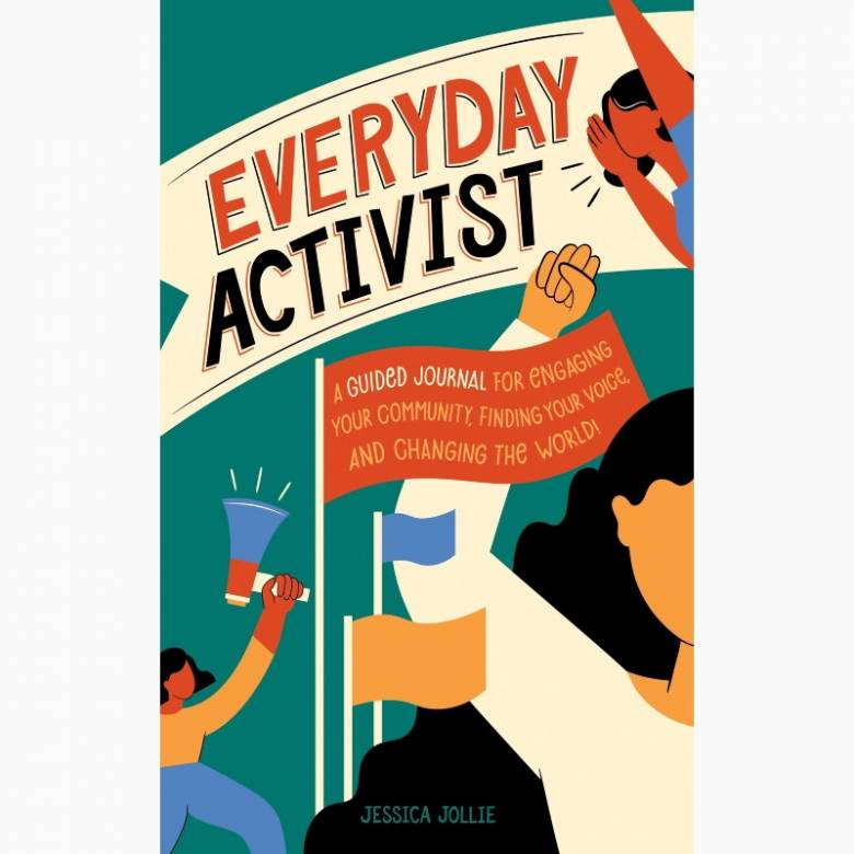 Everyday Activist Guided Journal