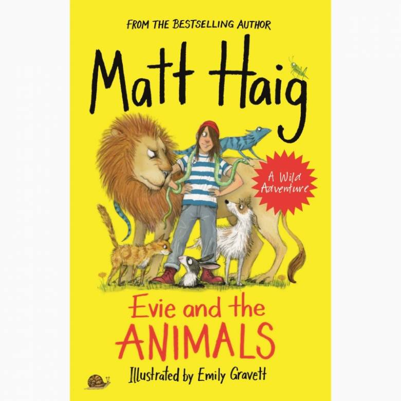 Evie And The Animals - Paperback Book