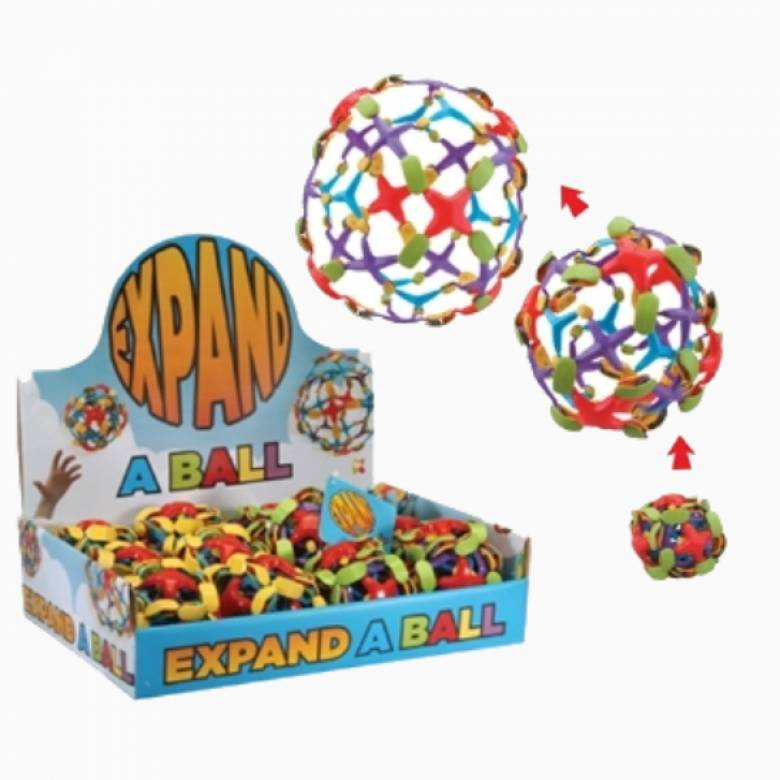 Expand-A-Ball 3+