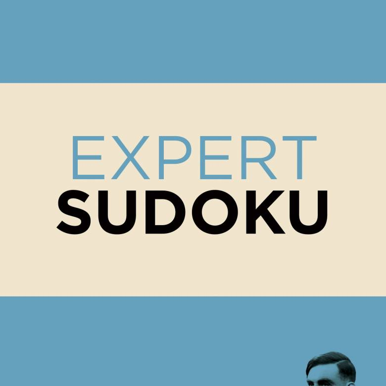 The Turing Tests: Expert Sudoku - Paperback Book