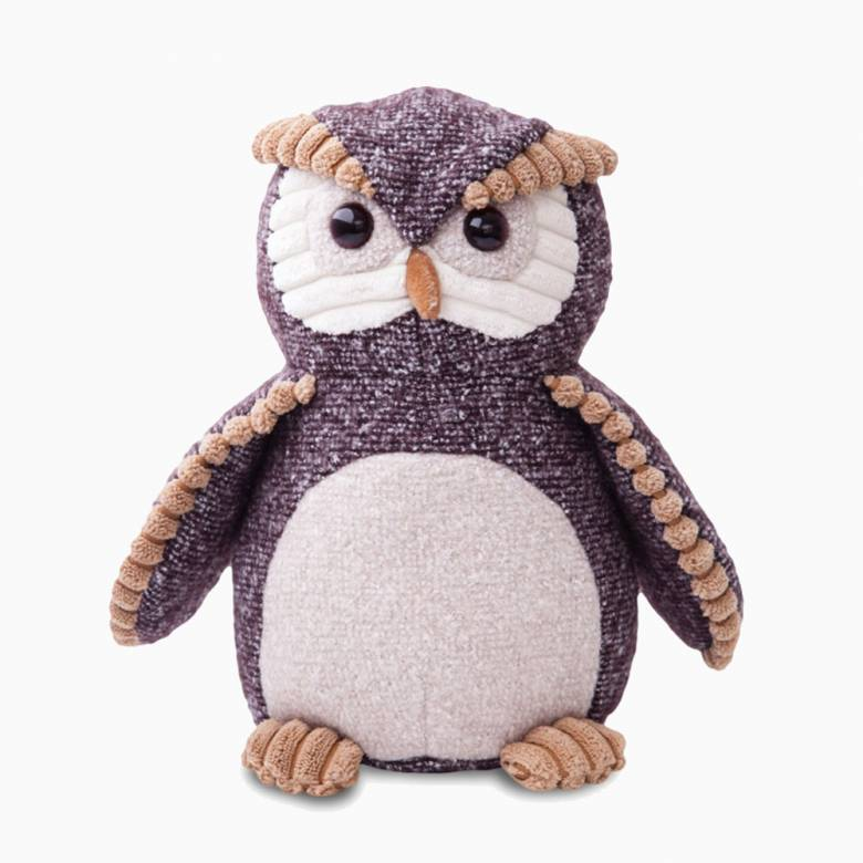 Fabbies Owl Soft Toy 20cm