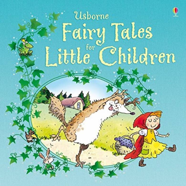 Fairy Tales For Little Children - Hardback Book