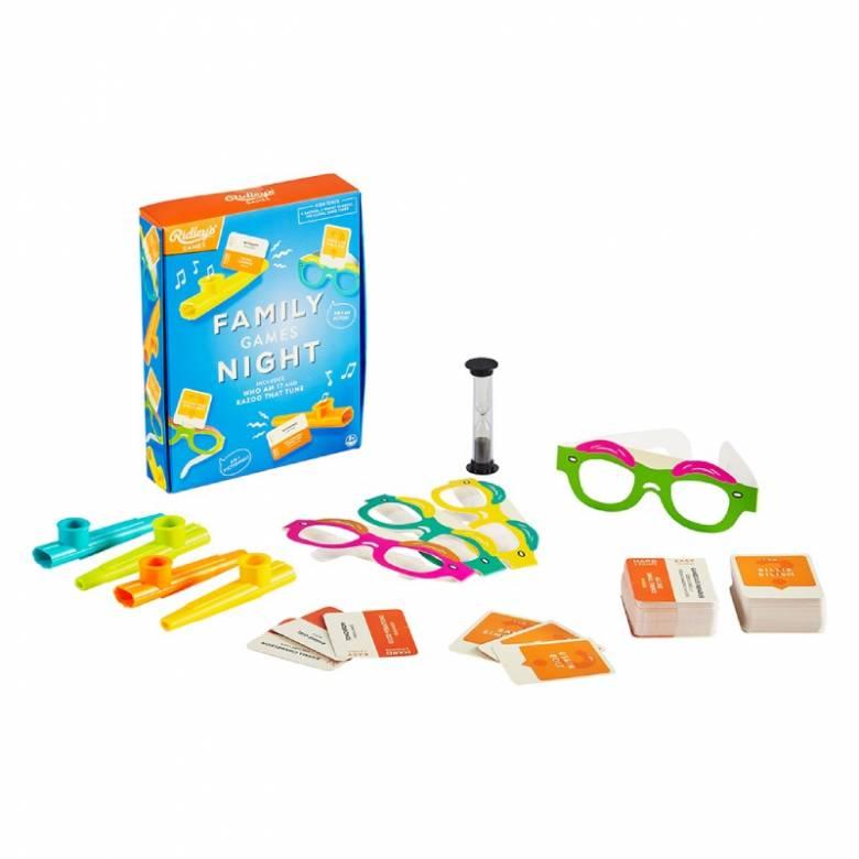 Family Games Night Box Set 8+