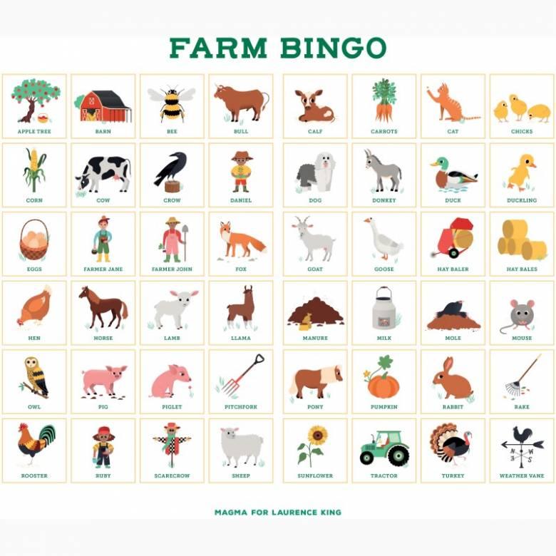 Farm Bingo 3+