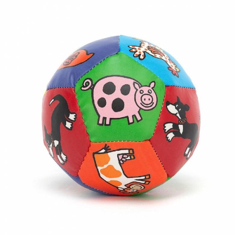 Farm Tails Boing Ball By Jellycat