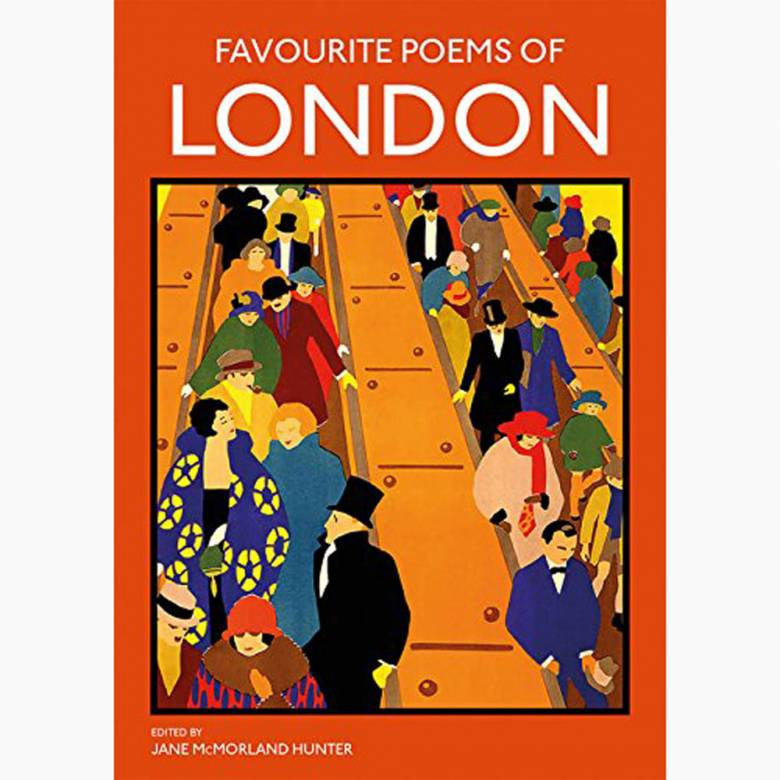 Favourite Poems Of London - Paperback Book