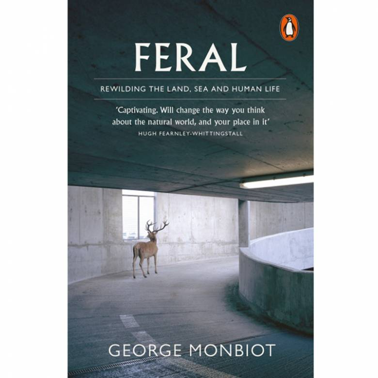 Feral: Rewilding the Land, Sea and Human Life - Paperback Book