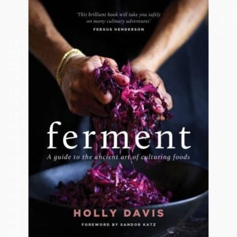 Ferment: A Guide To The Ancient Art Of Culturing Foods - Book