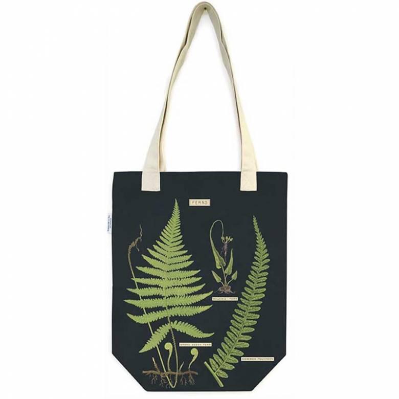 Ferns Cotton Tote Bag