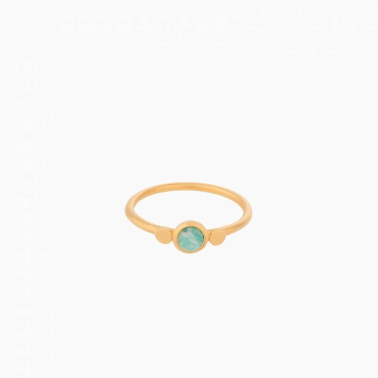Fjord Ring In Gold S55 By Pernille Corydon